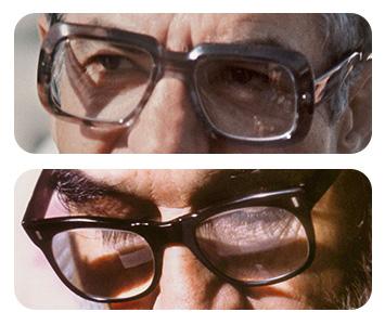 عینک شاه ، عینک امام