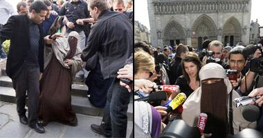 ممنوعیت حجاب در فرانسه